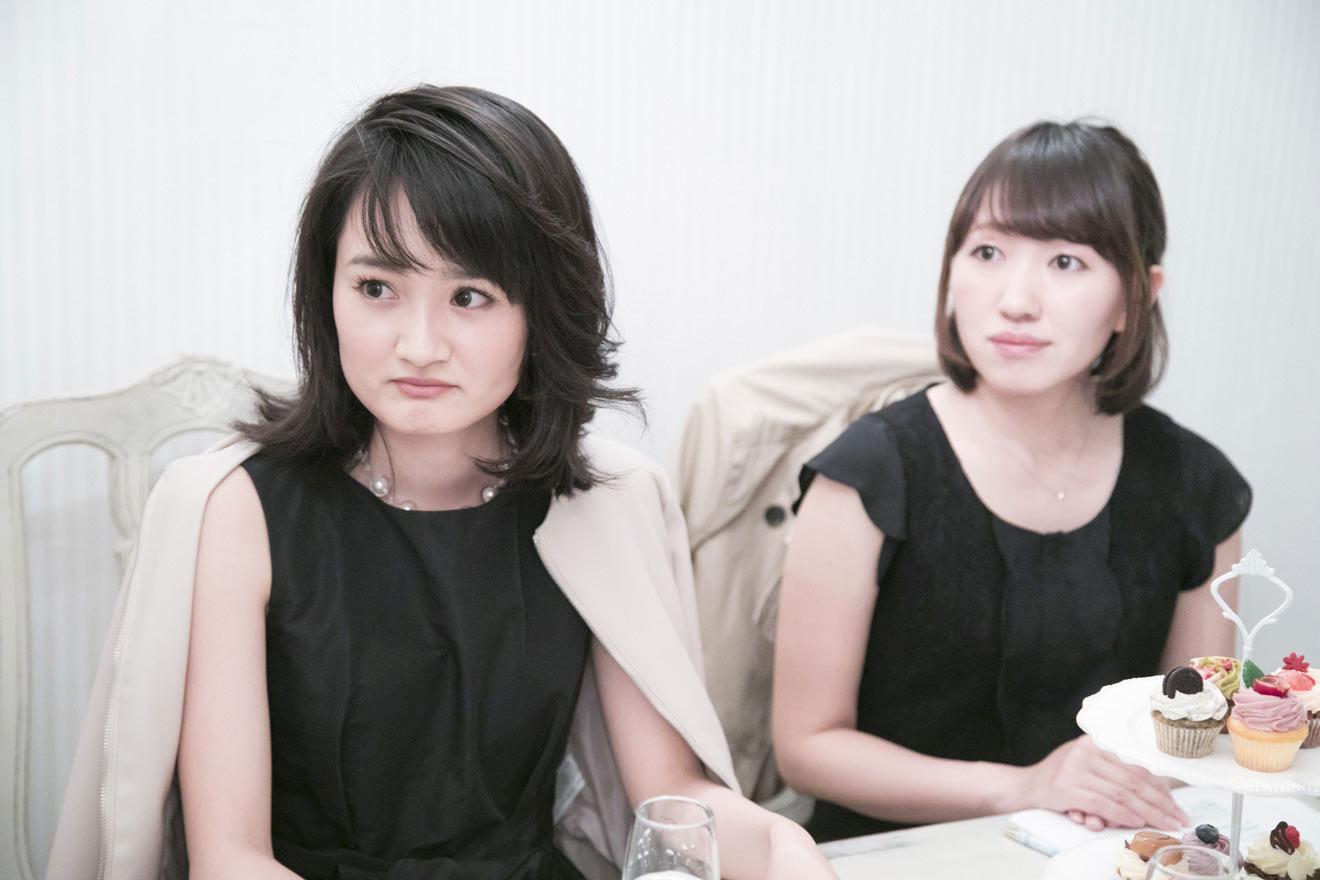 アコルデ×CheRish 恋する瞳の大人女子会 with 撮影女子会