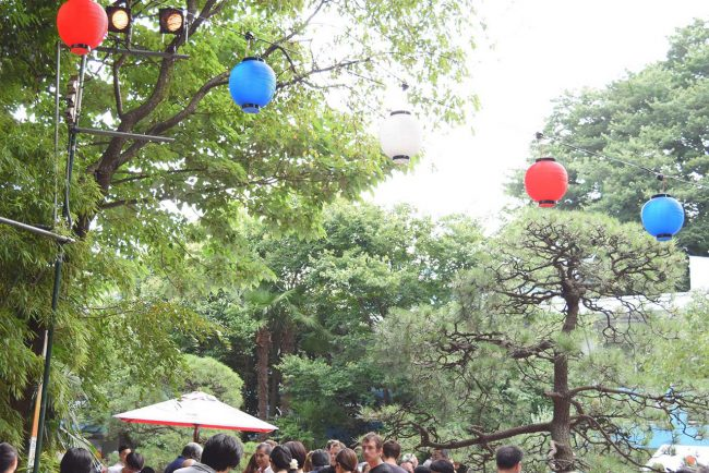 東京でも、パリ祭! Fête nationale française