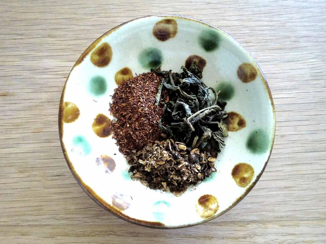 美肌のための薬膳茶