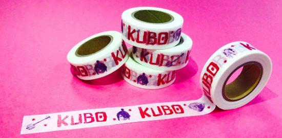 『KUBO/クボ 二本の弦の秘密』特製絵巻マスキングテープ