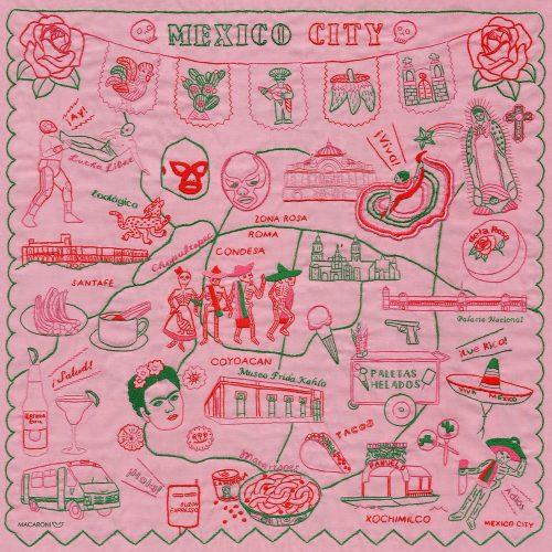 【MEXCO CITY】
