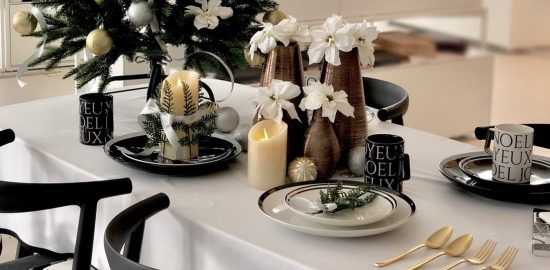 ホームパーティーシーズンにおすすめ Fran franで作る和&洋のテーブルコーディネート術