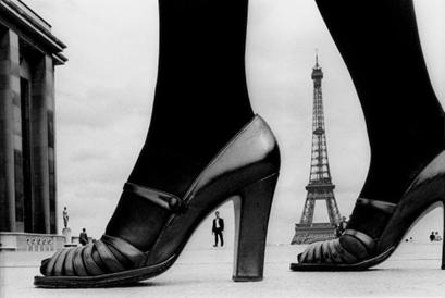 シャネル・ネクサス・ホール フランク ホーヴァット写真展「Un moment d'une femme」開催