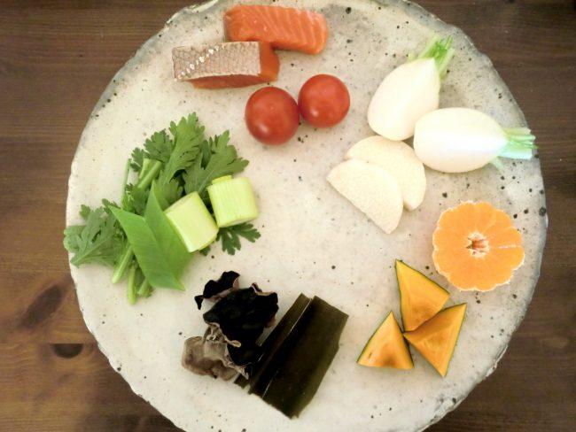 栄養バランスを調える、五色で薬膳ごはん