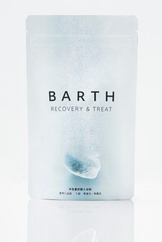 BARTH『BARTH(バース)』(9錠/3回分 ¥900+税)