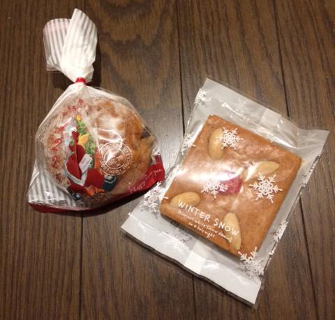 ドイツパンとシュトーレン