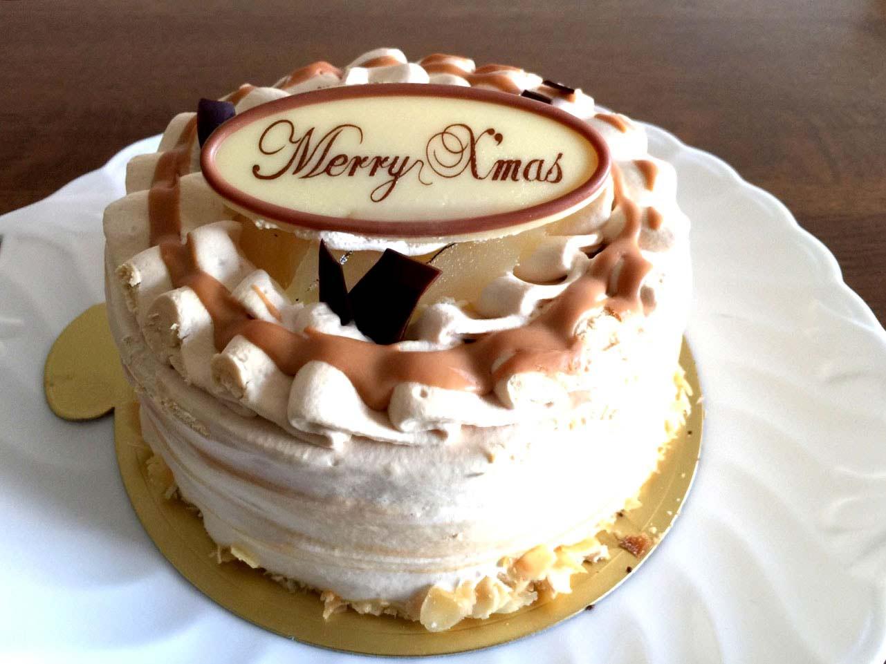 クネーテンクリスマスケーキ