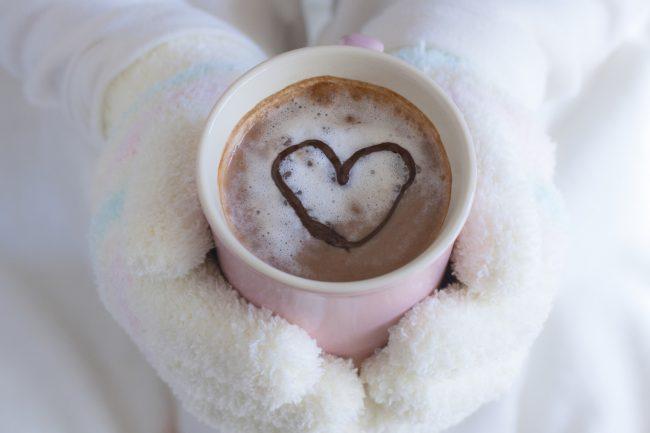寒い季節、あまーい香りでリラックスとアンチエイジング!?