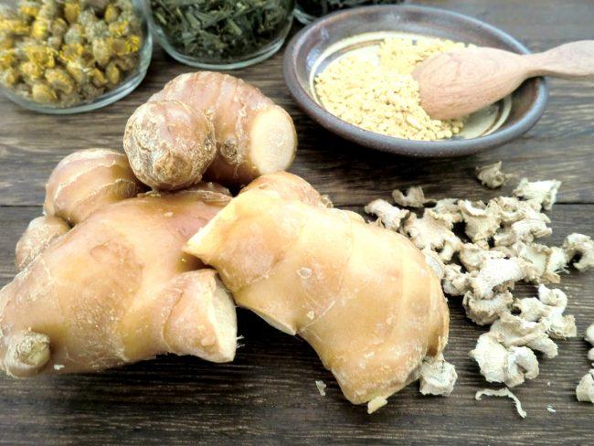 冷えないからだ作りにおすすめの「乾燥生姜」