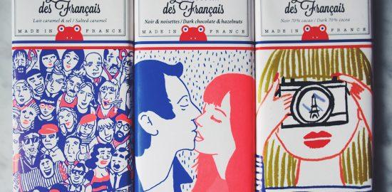 パリで大人気のチョコレート Le chocolat des Francais(ル・ショコラ・デ・フランセ)