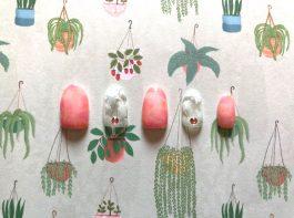 【ネイル】指先にも桜を咲かせましょう!桜タイダイネイル