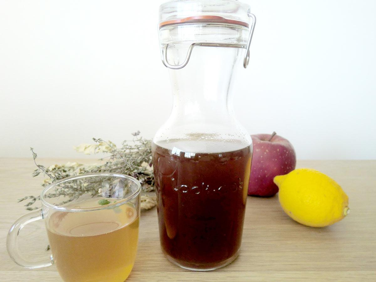 花粉症にもうれしい伝統的な自然飲料~ハーブコーディアル~