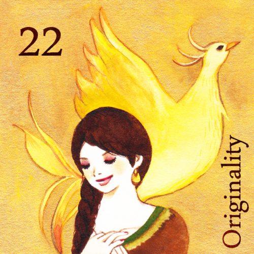 誕生数「22」 5月の運勢【七音の幸せになる数秘術占い】