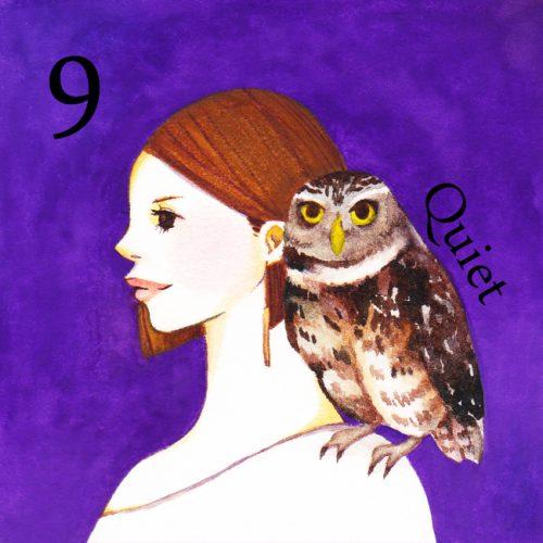 誕生数「9」 3月の運勢【七音の幸せになる数秘術占い】