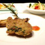 【レシピ】ナポリ風ピクルスのサラダ「リンフォルツォ」と子羊のカツレツ