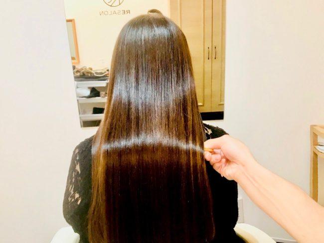 サラツヤ髪への道