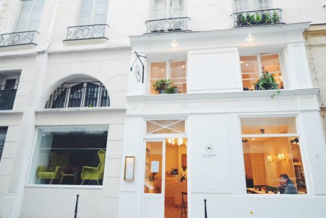 パリの朝食専門レストラン CLAUS(クラウス)