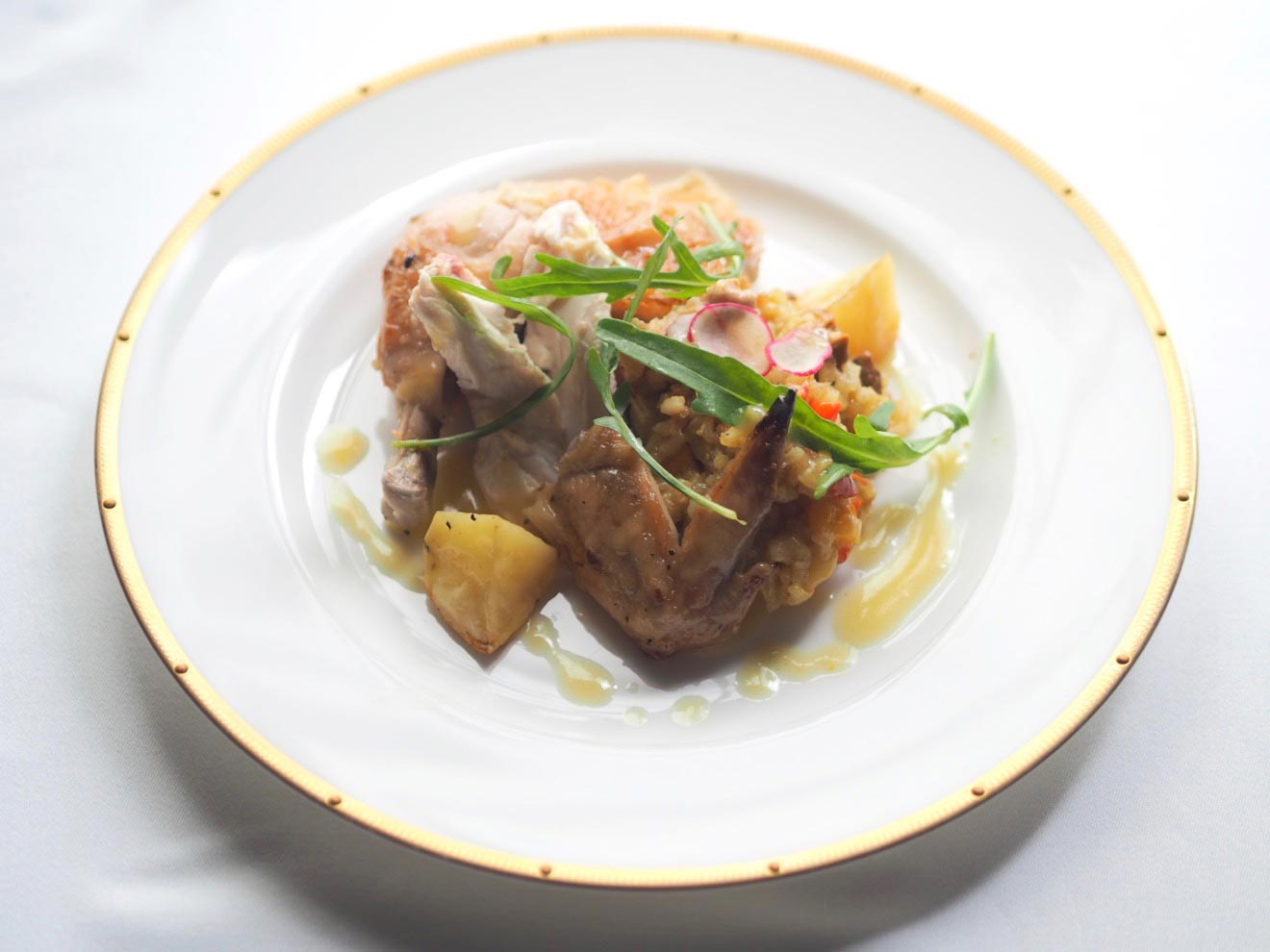 【レシピ】丸鶏で作る本格派ローストチキン