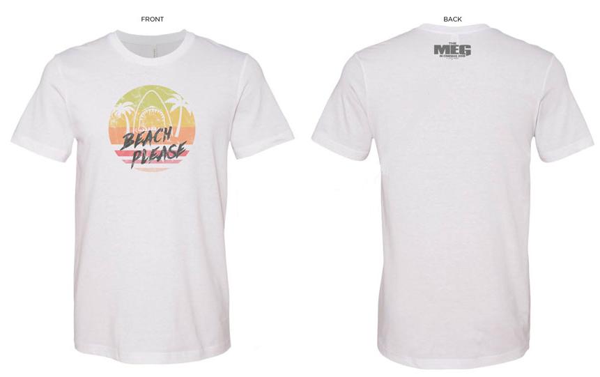『MEG ザ・モンスター』オリジナルTシャツ