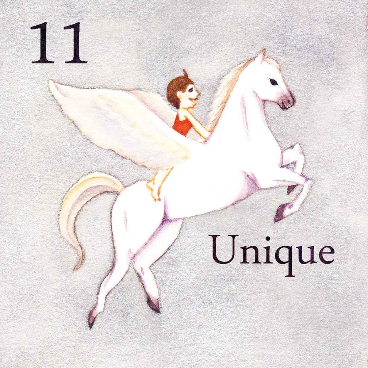 数秘術 誕生数11