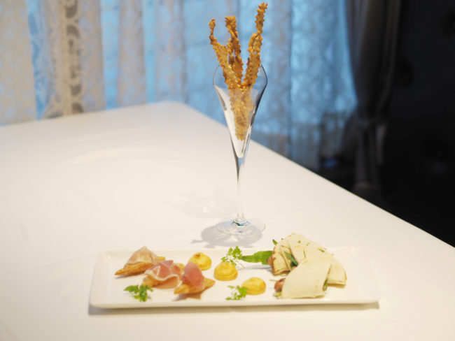 【レシピ】4種類のフィンガーフード