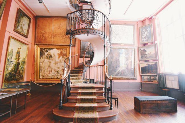 世界初の個人美術館 パリ「ギュスターヴ・モロー美術館」