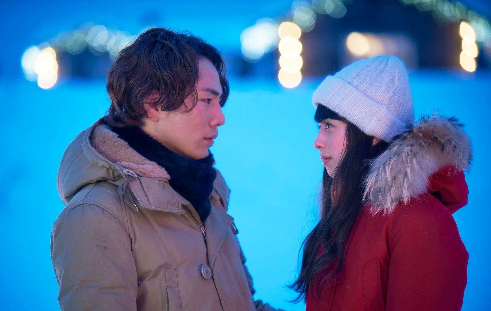 【プレゼント】『雪の華』ジャパンプレミア