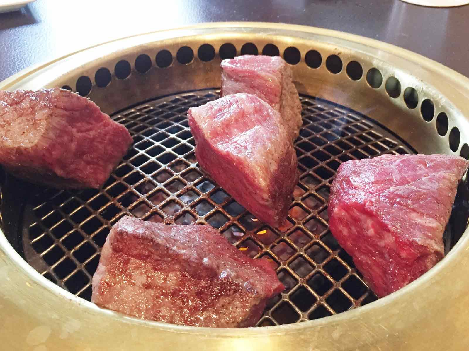 格之進焼き肉