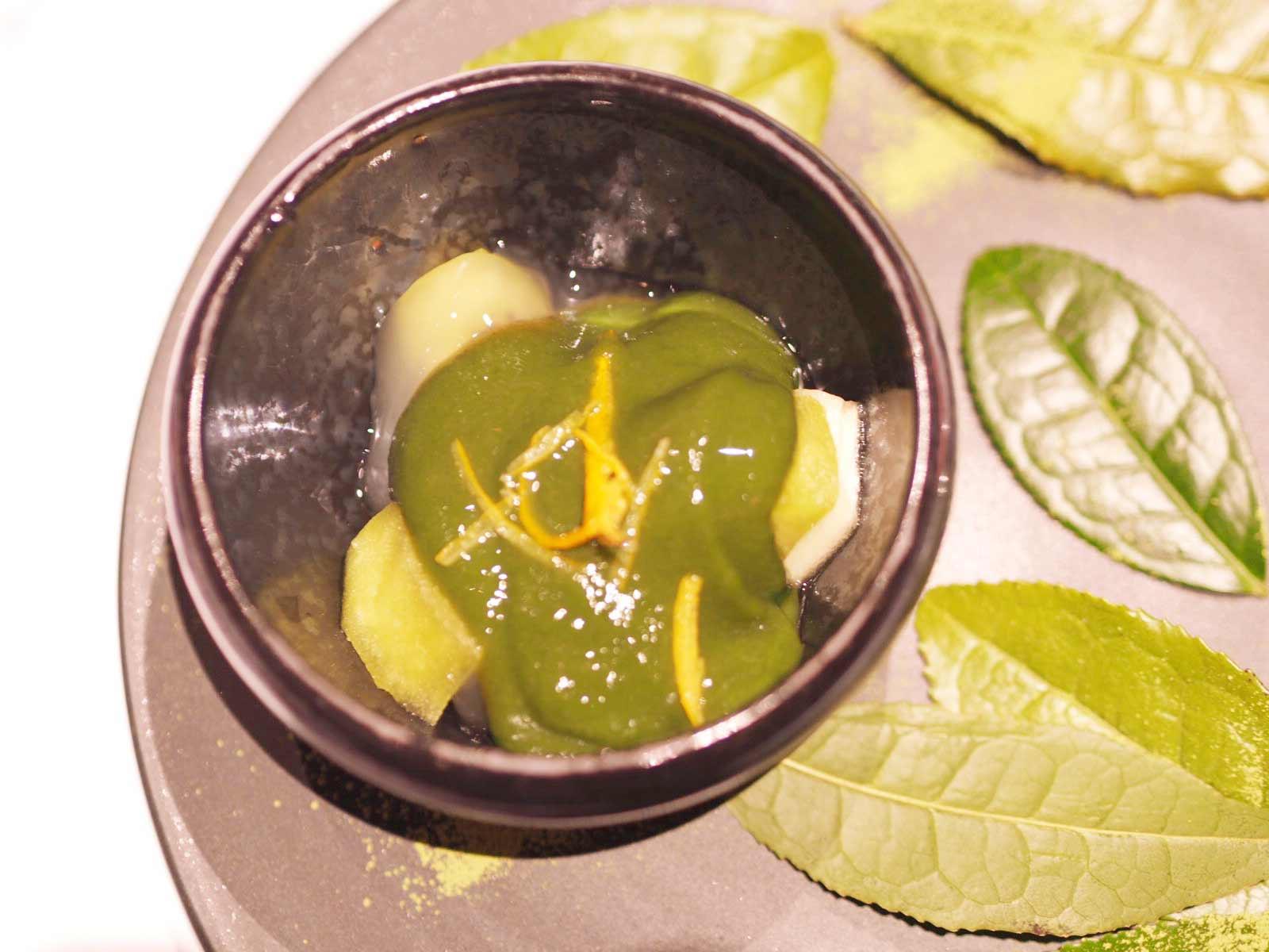 ハーゲンダッツ抹茶サロン 3種の濃さの抹茶ティラミス