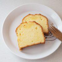 レモンシロップパウンドケーキ