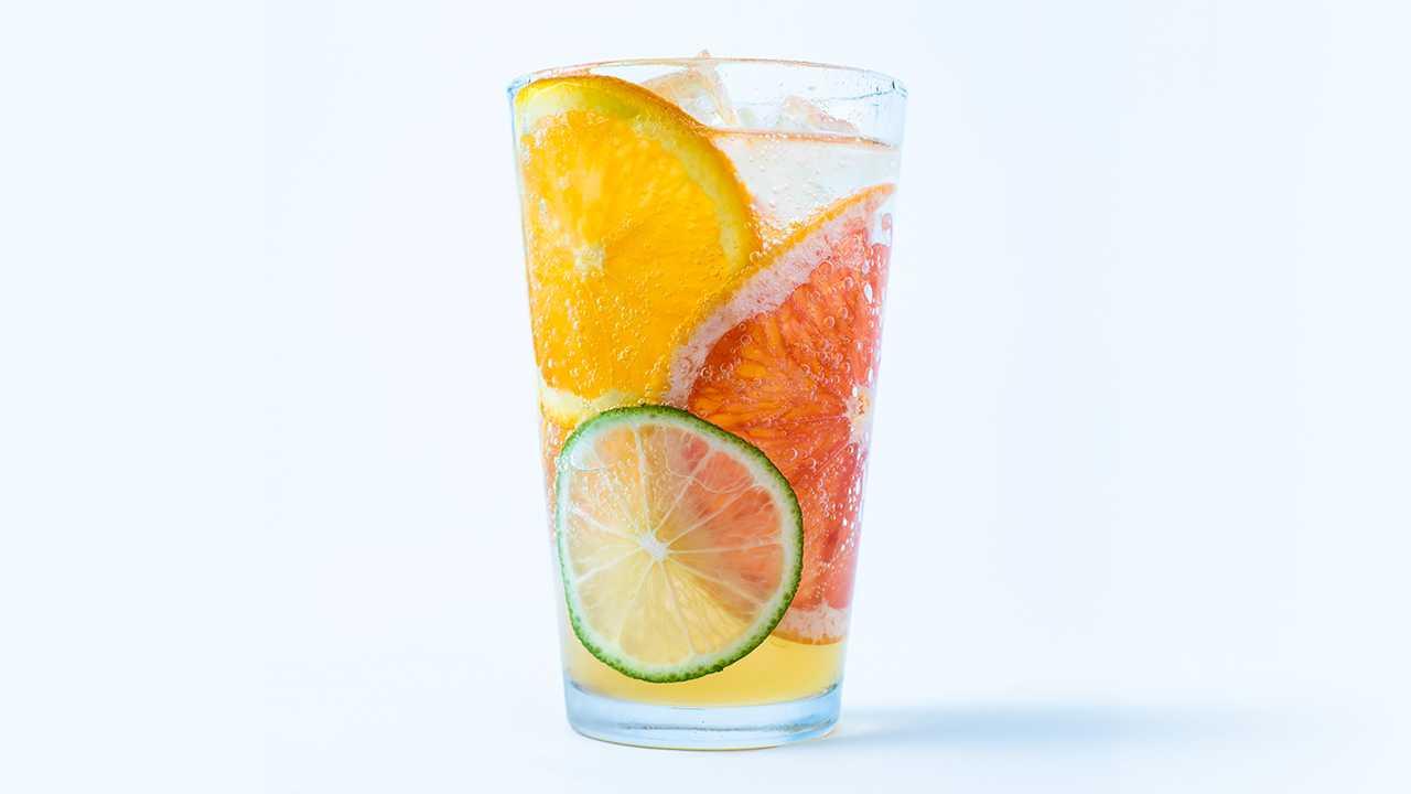 グレープフルーツ & レモングラス