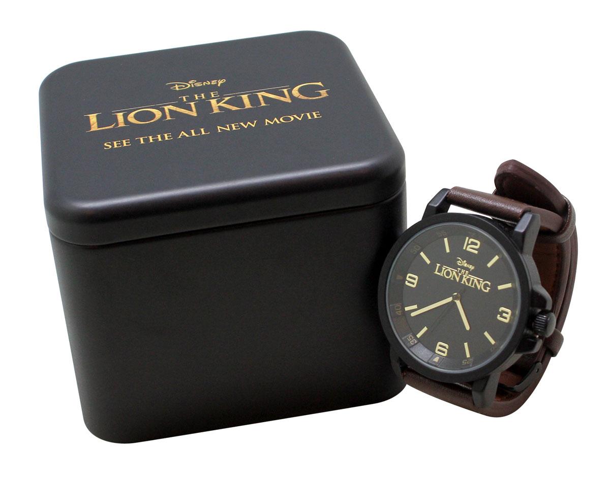 ライオンキングオリジナル腕時計