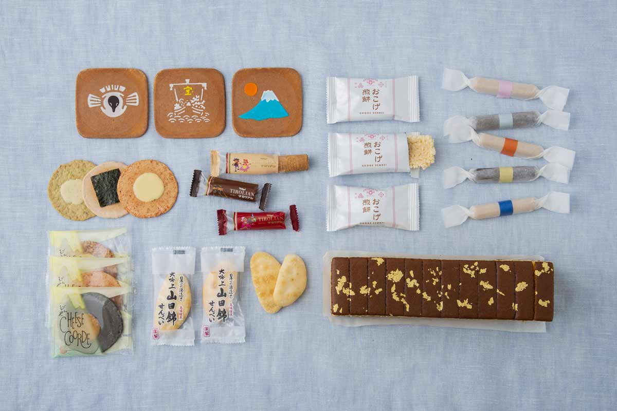 AKOMEYA TOKYOの「夏の手土産」