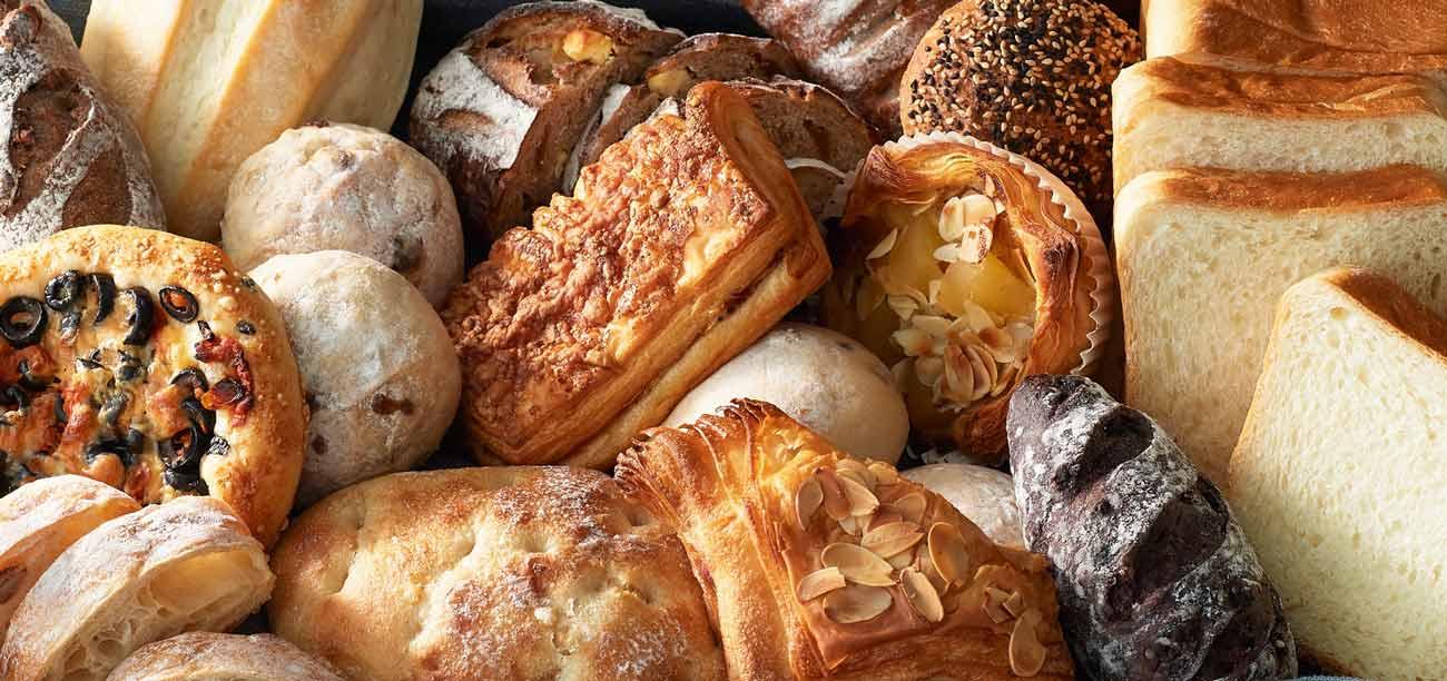 ルタオの手作りパン