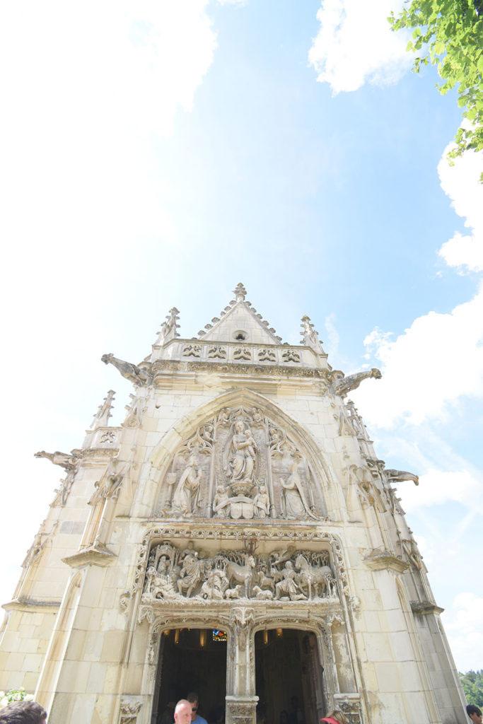 サン・ユベール教会堂