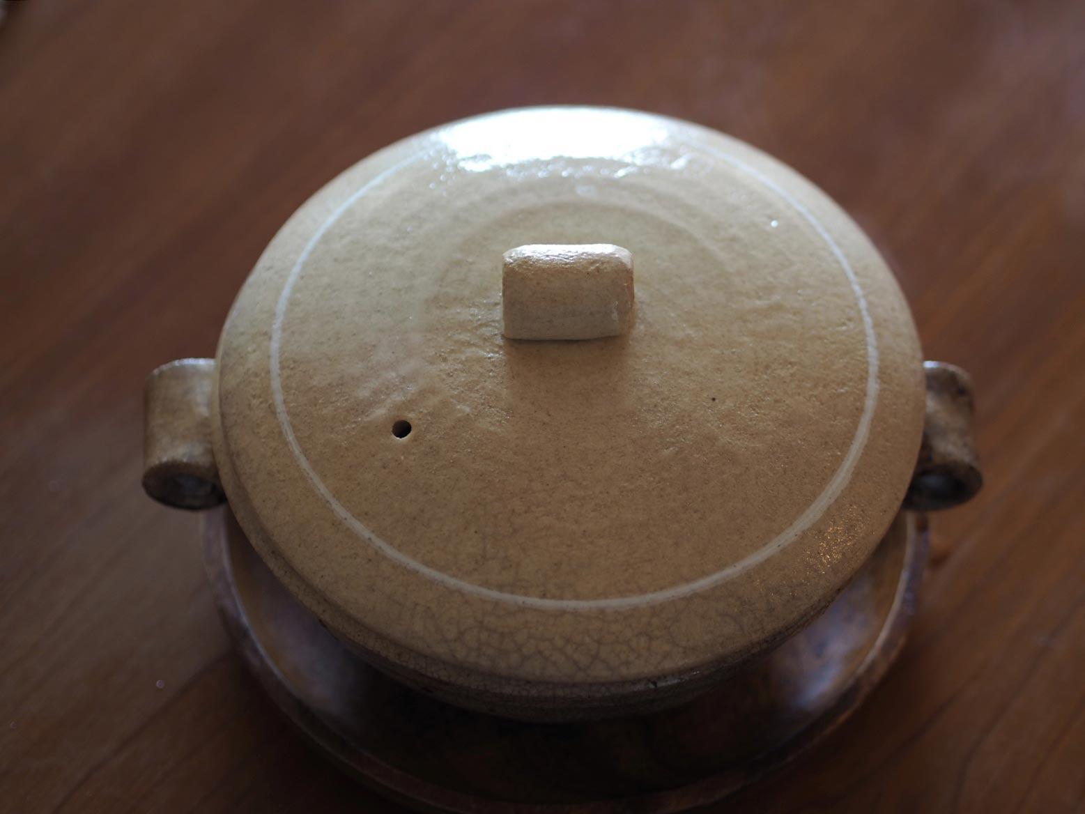 一人用土鍋