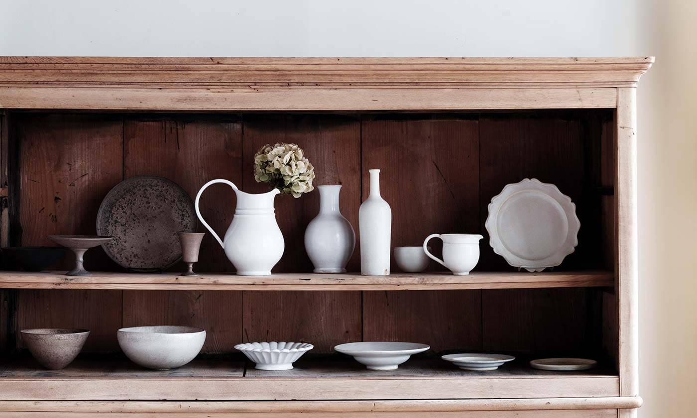 瀬川辰馬 作陶展「情緒的な静けさ、美しさ」