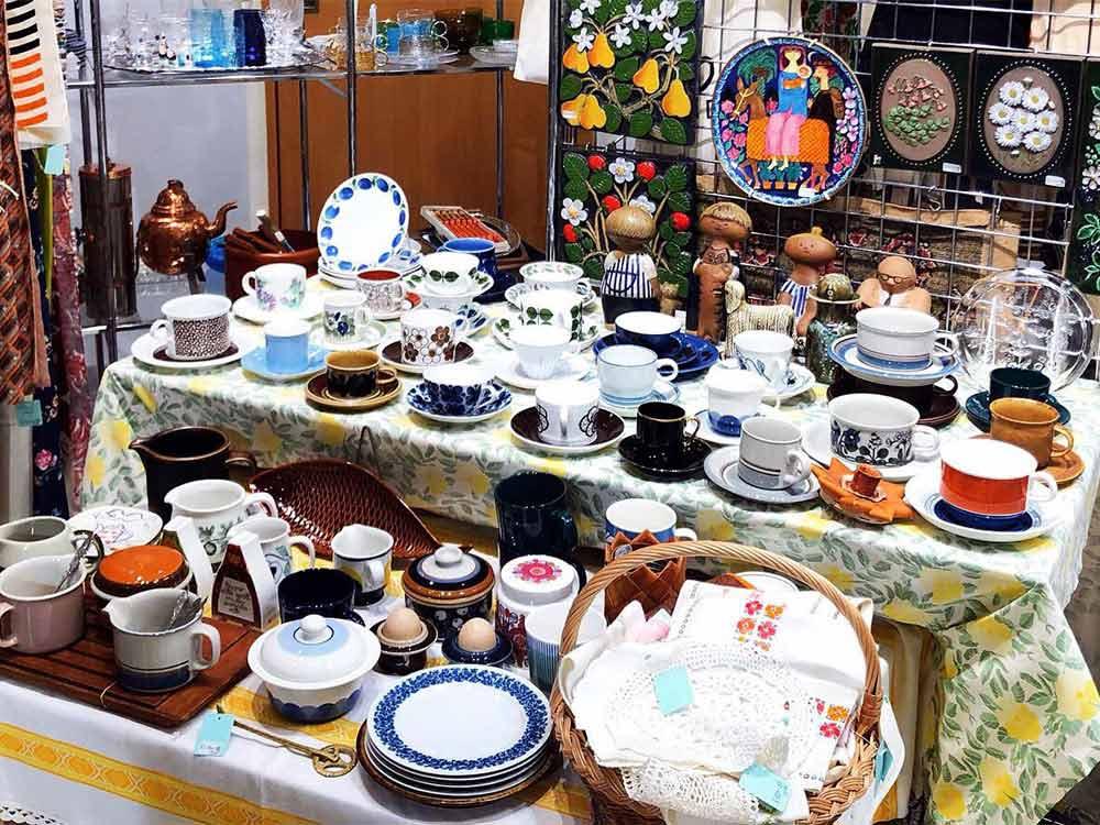 北欧ヴィンテージ陶器