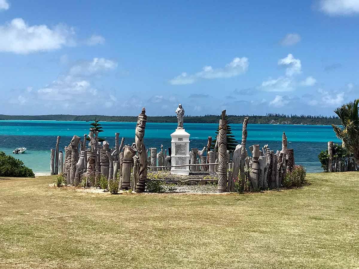 サン・モーリス記念碑