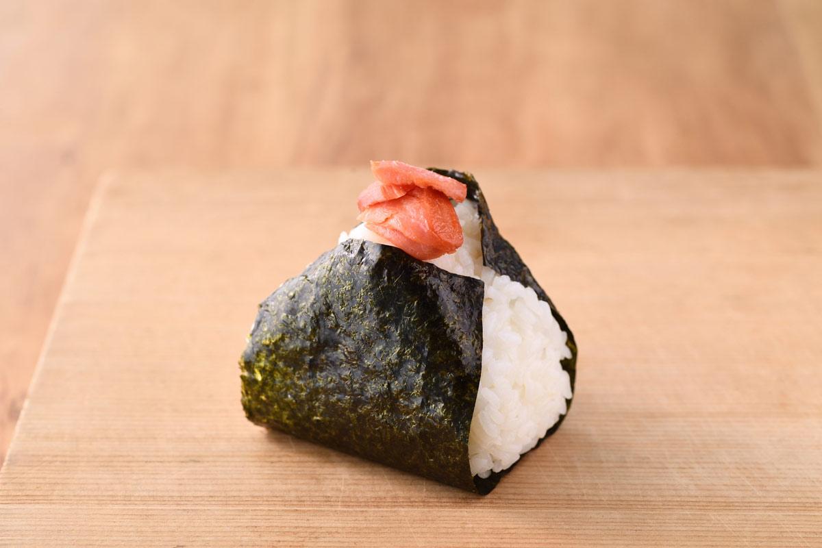 紅鮭 おむすび ごっつ食べなはれ
