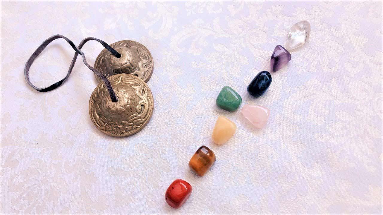 8色の天然石