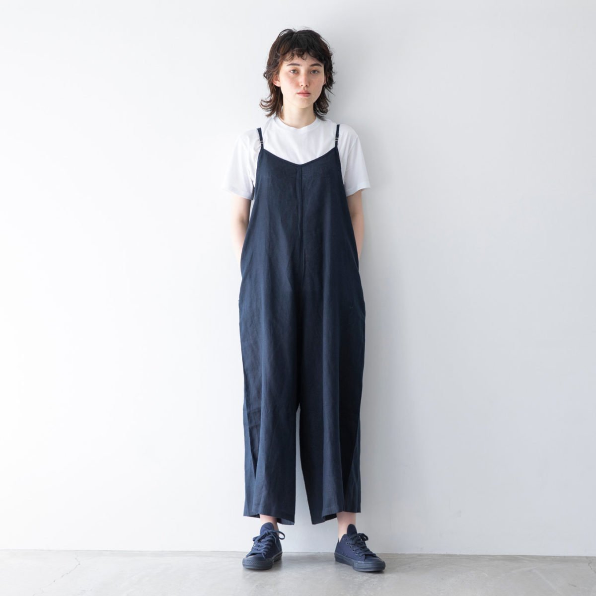 weeksdays ALL STAR 100 OX+サロペットセット