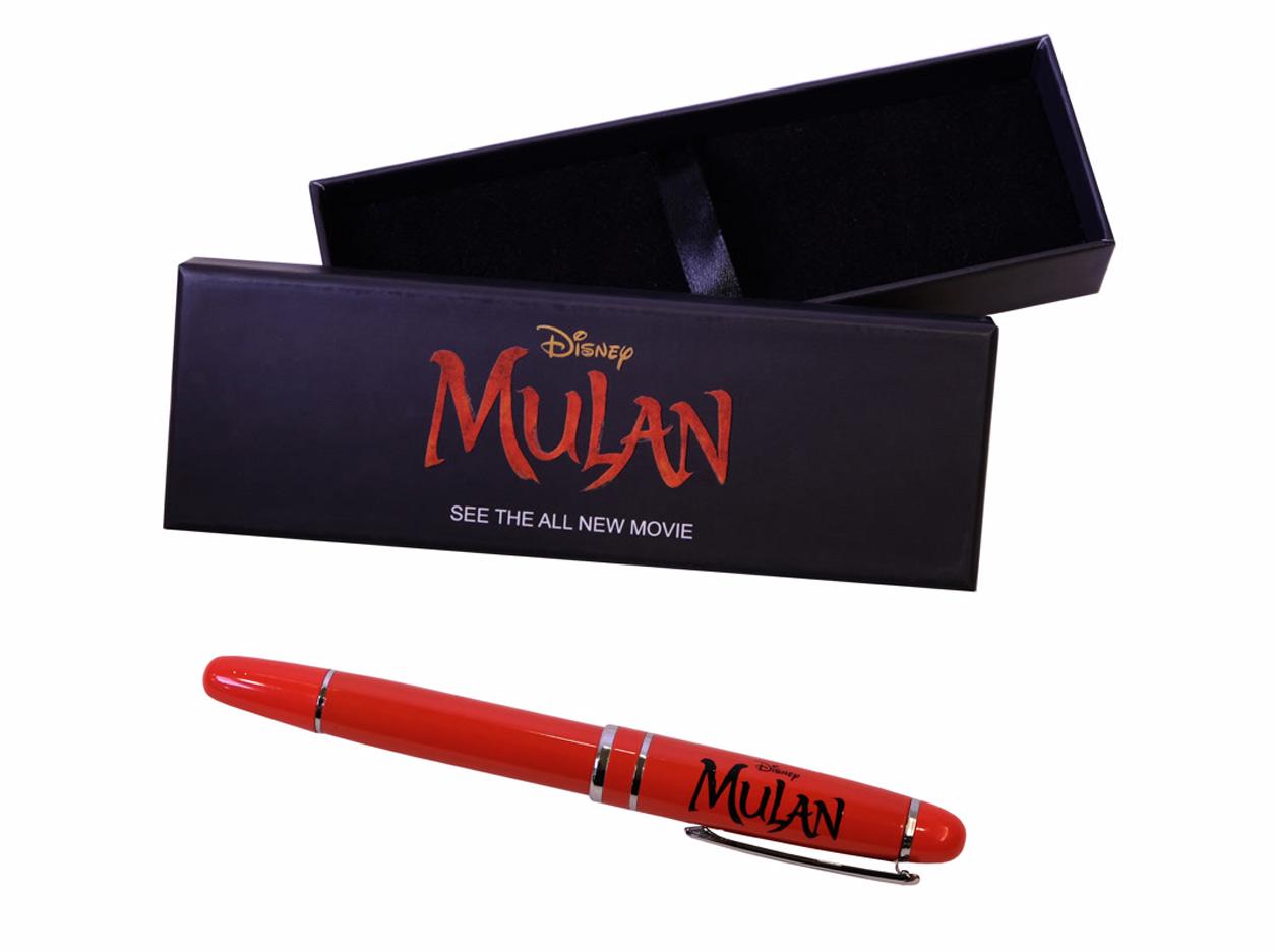 ムーランオリジナルペン