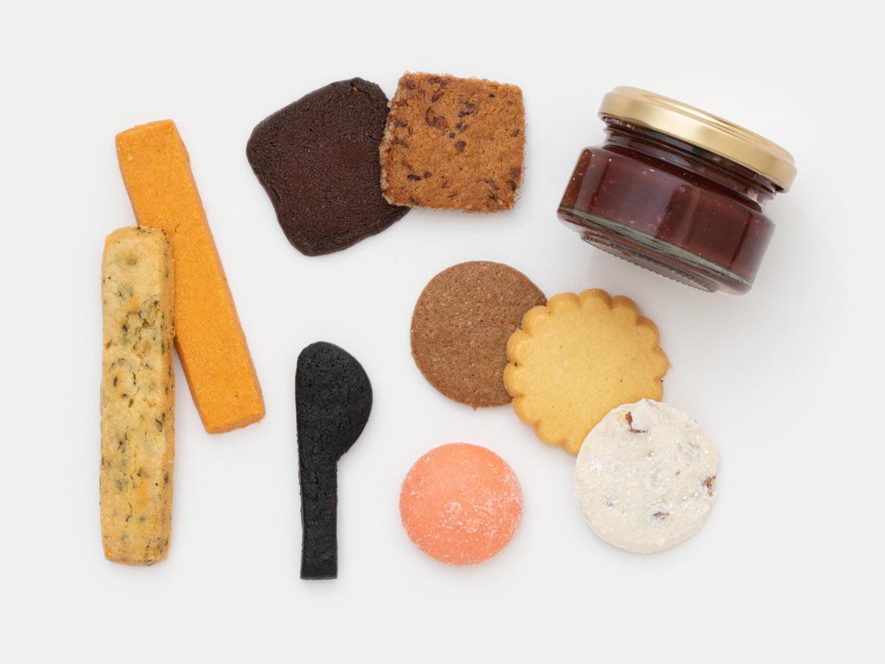 ほぼ日がテオブロマとつくったチョコジャムのクッキー缶