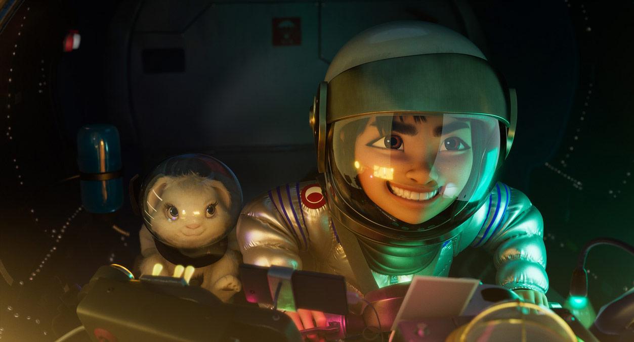 フェイフェイと月の冒険