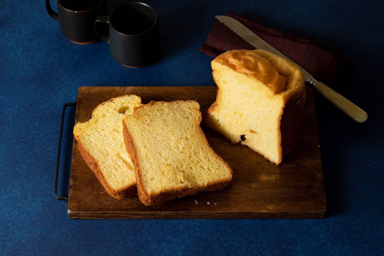 ブリオッシュ「ホームベーカリーで作る高級専門店のパン」