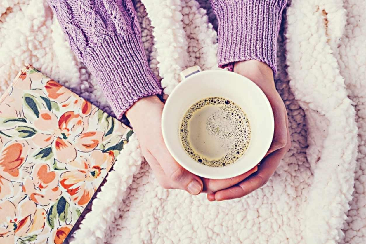 お茶と女性