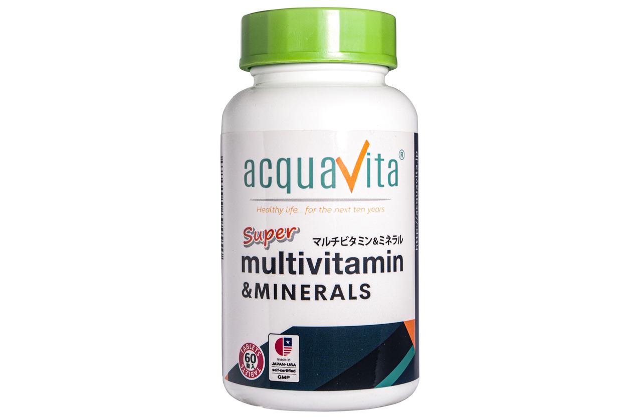 スーパーマルチビタミン&ミネラル