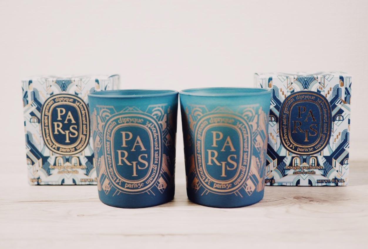 ディプティック シティキャンドル コレクション「PARIS」