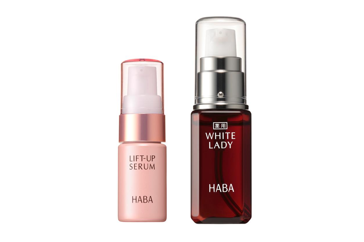 HABA ホワイトレディ、リフトアップセラム